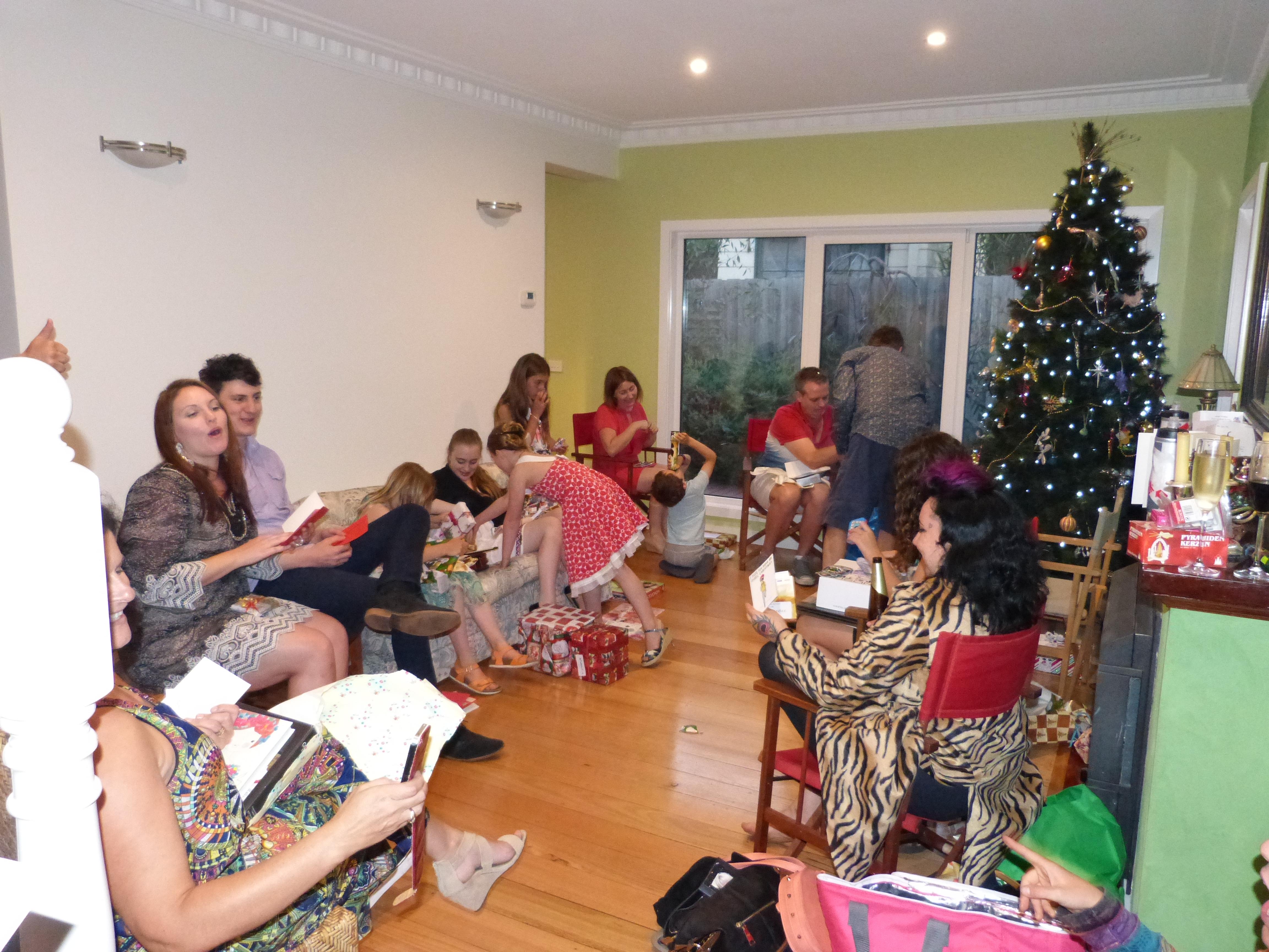 Melbourne – Weihnachten allein zu Haus